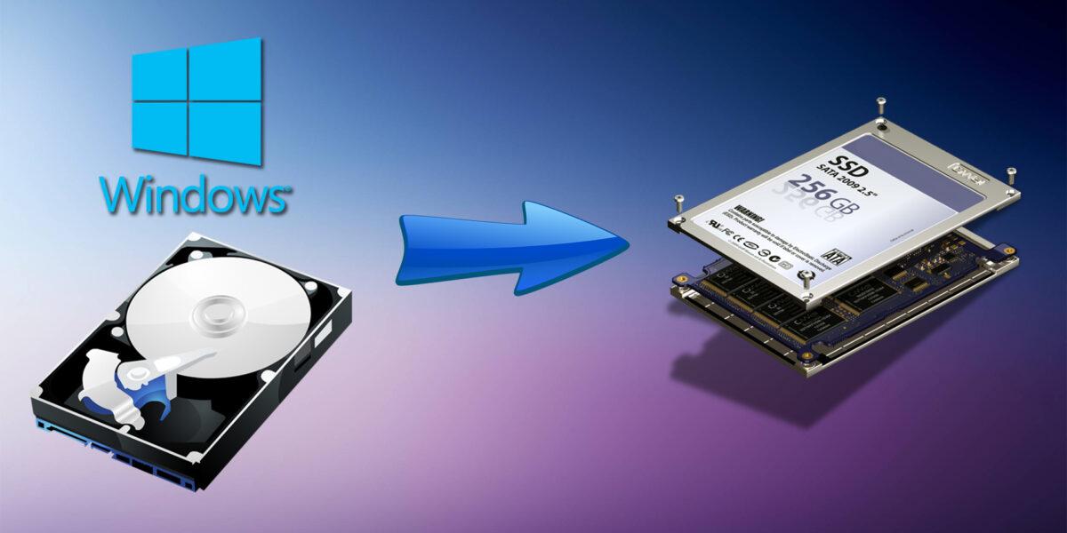 Windows на SSD